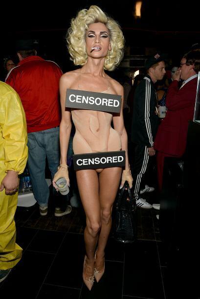 Lo dicho, en definitiva, las fiestas de Halloween son una excusa para at...