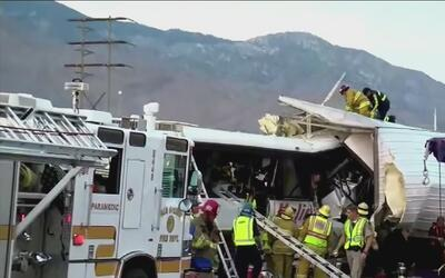 Accidente automovilístico dejó 13 muertos y más de 30 heridos en el sur...