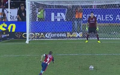 Querétaro venció a Chivas en la Copa MX