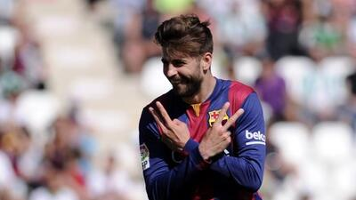 El defensor del Barcelona aseguro que sería histórico jugar ante su gran...