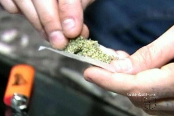 Los votantes aprobaron enmiendas legales para legalizar la marihuana con...