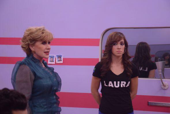"Laura mandó a llamar a Laura Alemán. ""Parecen unas niñas chiquitas""."