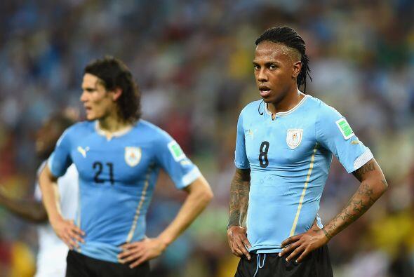 Los uruguayos perdieron fuerza en lo mental.