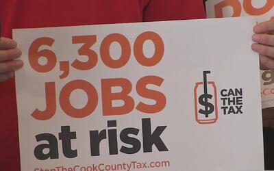 Manifestantes dicen que se perderían 6,300 empleos por impuesto a bebida...