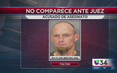 Presunto asesino de una mujer no se presentó a comparecer frente al juez