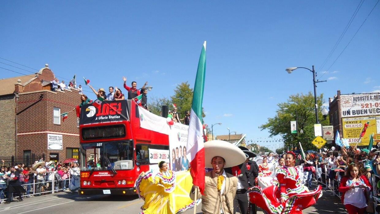 Desfile de La Villita