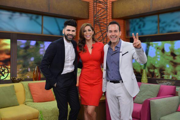 Carlos Calderón y Jomari Goyso se sumarán a Lourdes Stephen en la conduc...