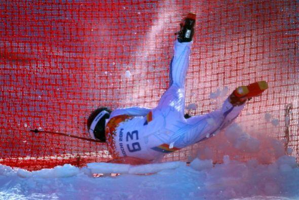 Ioan Valeriu Achiriloaie, de Rumania, cayó dentro de la red de se...