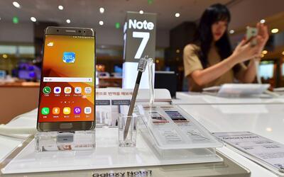 El Samsung Galaxy ha sido uno de los modelos que supuestamente plagi&oac...