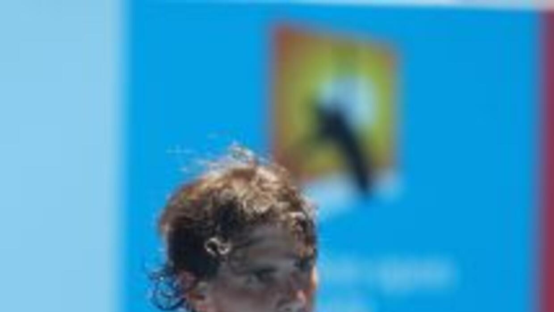 Rafael Nadal derrotó al australiano Bernard Tonic, terminando con la esp...
