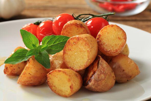 Boyer compartió una receta que suele realizar: la patata dulce re...