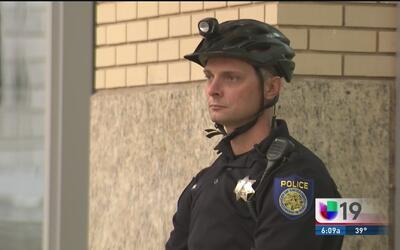 Aprueban uso de cámaras corporales por agentes de policía de Sacramento