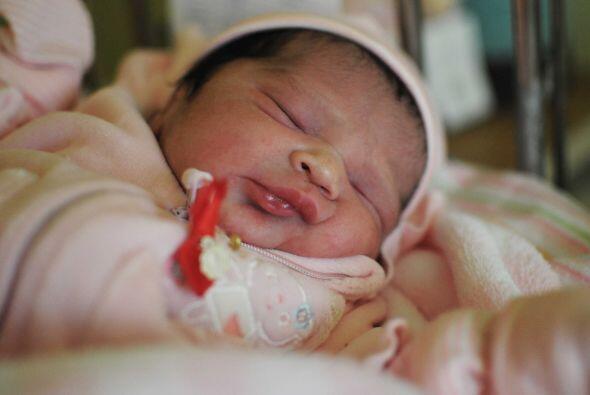 Nació Esperanza, la primera hija mujer del minero atrapado, Ariel...