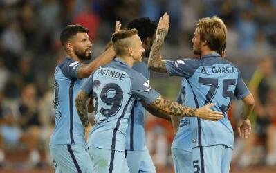 El City venció en los penaltis al Dortmund