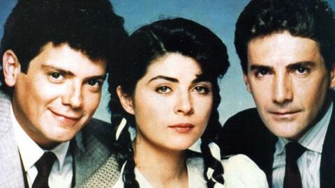 """Simplemente María"" fue una exitosa telenovela que se e..."