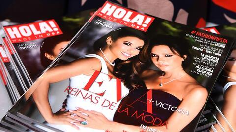 Noche de glamour y muchas estrellas por el lanzamiento de la revista Hol...