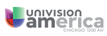 Univision America 1200 AM Chicago, Illinois