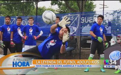 Sueño MLS busca talento futbolero en Los Ángeles
