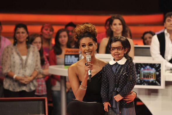 """Grecia interpretó a """"Leticia Padilla"""" y Angélica Vale se s..."""