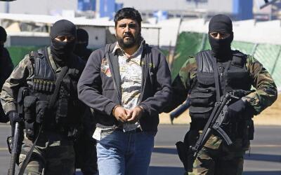 "Alfredo Beltrán Leyva alias ""El Mochomo""."