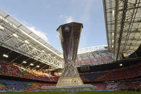 El Amsterdam Arena iba a conocer al nuevo campeón de este torneo...
