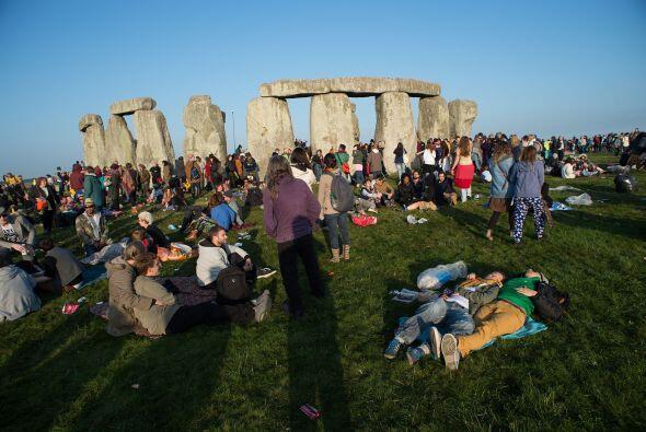 English Heritage, el organismo que gestiona este monumento, anunció que...