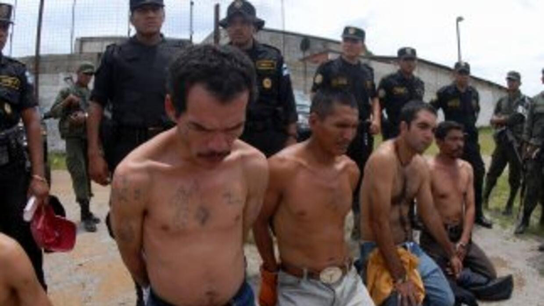 Autoridades expresaron su preocupación por las pandillas.