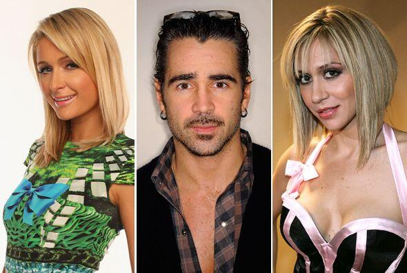 Son muchísimas las celebridades que perdieron el pudor - y la ropa - y s...