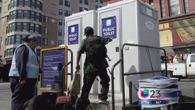 Piden baños portátiles para desamparados de Miami