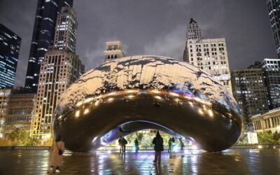 Chicago registra menos nieve este enero y febrero del 2017
