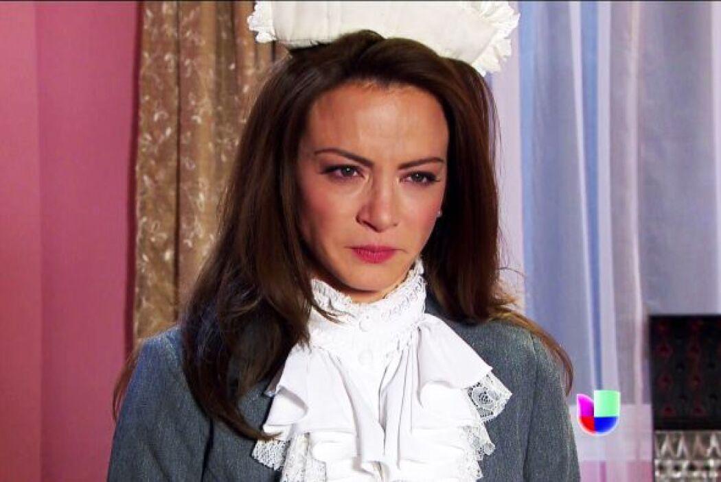 Y tú no te quedas atrás Ana, ¡pobre de ti! Isabela sólo se está humillan...
