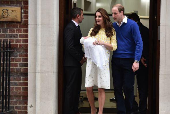 Kate y William le eligieron un lindo nombre a su segundo retoño.