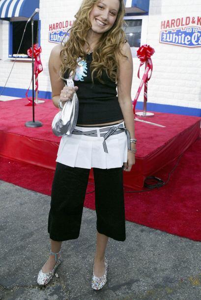 Cuando Ashley Tisdale quiso revelarle al mundo que ya había dejado de se...