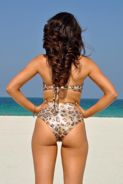 Gredmarie Colón en Bikini