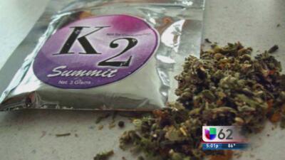 Se registran serios problemas por consumir marihuana sintética