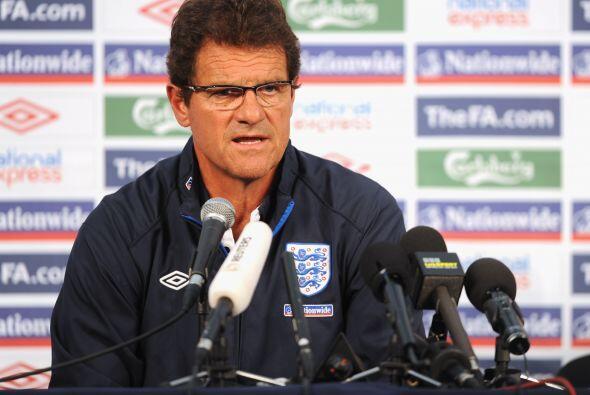 Fabio Capello ganaba 9 millones en la selección de Inglaterra, pero ahor...