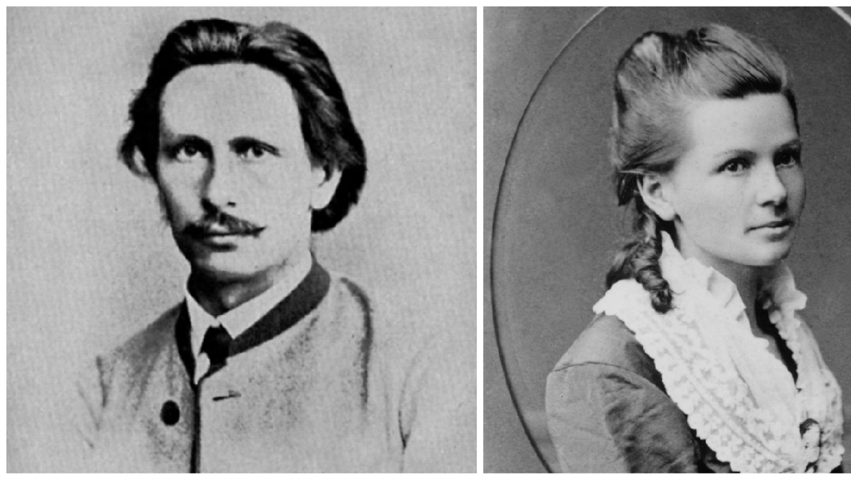Karl y Bertha Benz