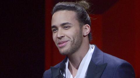 Prince Royce asistió a los Hispanic Heritage Awards en Washington