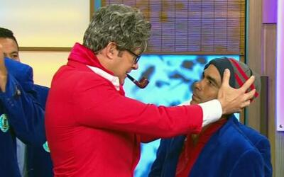 Xavi Ondo aconsejó a un hombre que tiene un pajarito triste