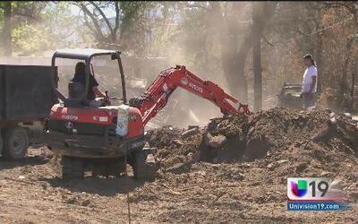 Reconstruirán zonas devastadas por incendio Valley