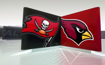 Semana 2 Highlights: Tampa Bay Buccaneers vs. Arizona Cardinals