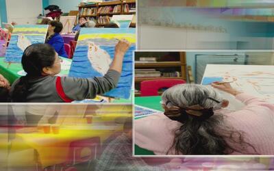 Enfermedad de Alzheimer, ¿cómo el arte puede ayudar a quien la padece y...