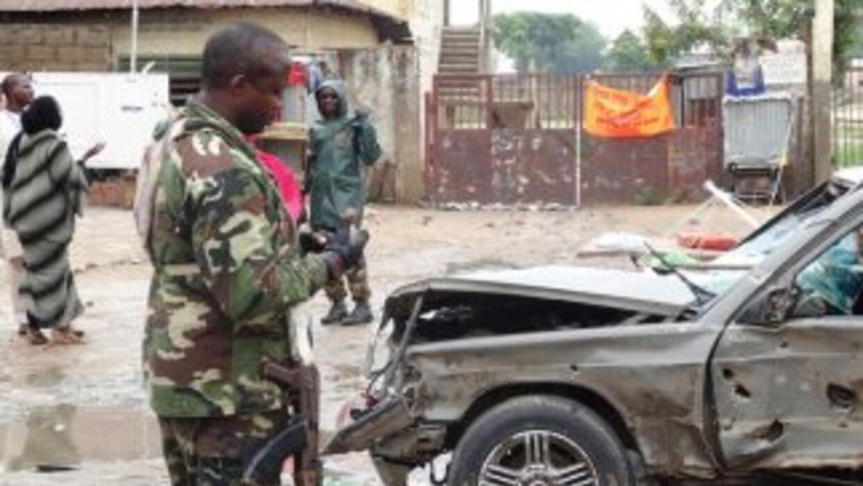 Desde 2009 Nigeria vive bajo una campaña lanzada por radicales que ha de...