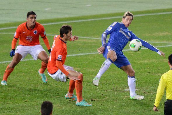 Monterrey lució nervioso en su plan de juego y con poco liderazgo...