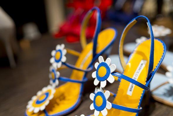 Los 'Manolo' (como son conocidos los zapatos) son considerados obras de...