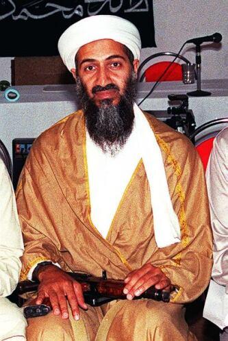 Bin Laden, en tanto, no era hallado en ninguna parte. Se dice que mientr...