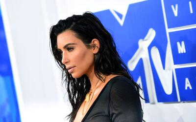 Kim Kardashian en Madison Esquare Garden