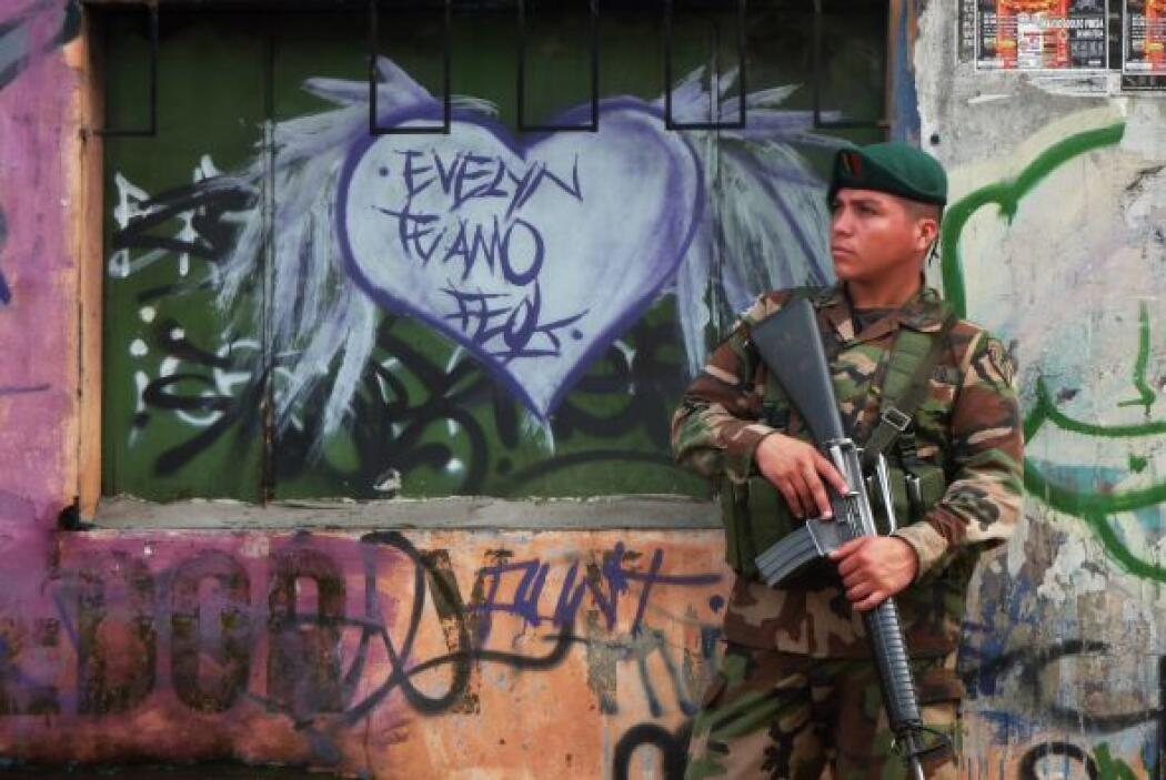 """Reveló que recientes operativos policiales """"han debilitado las estructur..."""