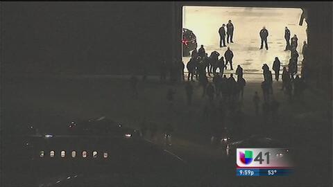 Así fue la llegada de Joaquín 'El Chapo' Guzmán a EEUU