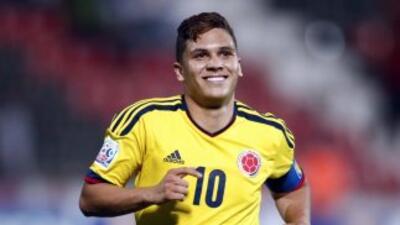 Juan Quintero sigue la estela de Jackson Martínez, James odríguez y Falc...